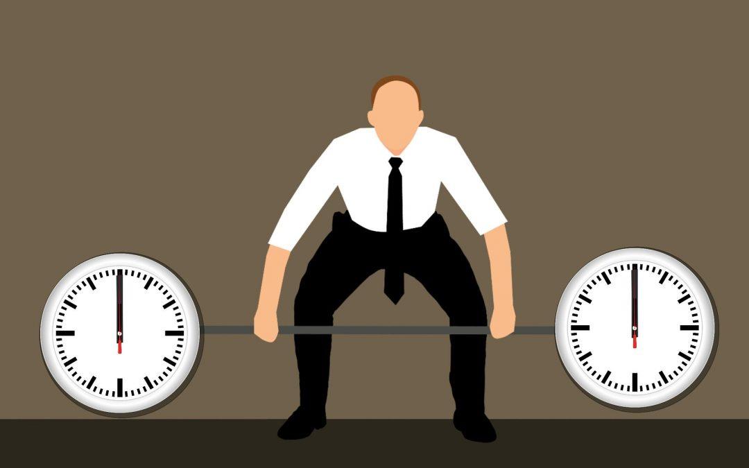 Mettre ses limites en emploi afin d'être un meilleur employé!